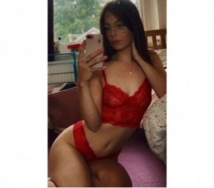 Khiera incall escort in Caledonia
