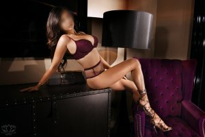 Selenay latex escorts Macclesfield